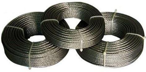 Izoleli çelik halat fiyatları